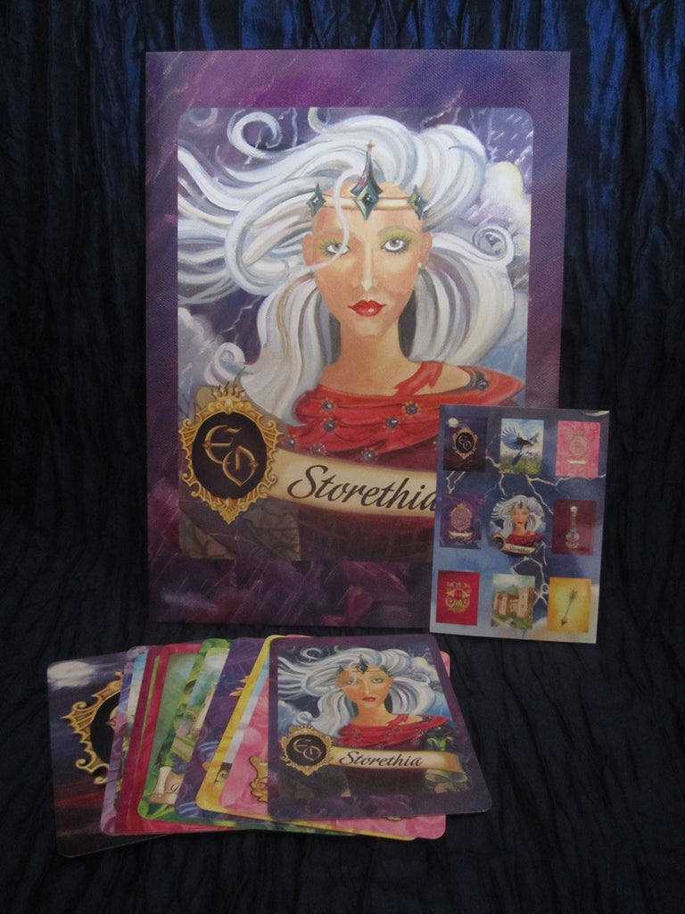 Storethia's Collector Card Pack