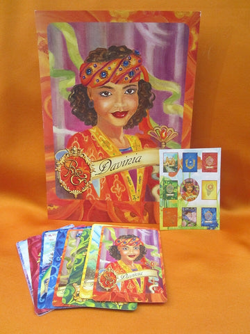 Davinia's Collector Card Pack