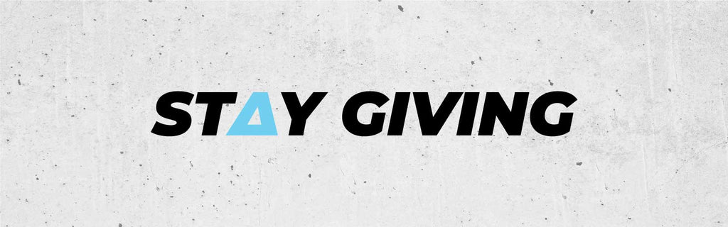 Stay Giving