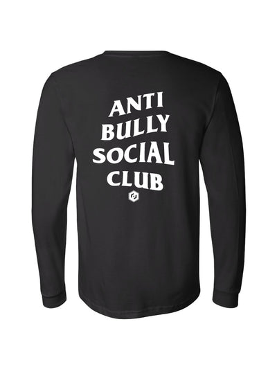 ABSC Long Sleeve Tee - Black