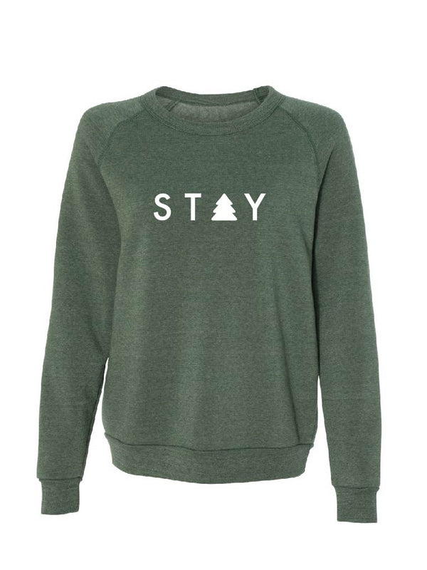 Pine Sweatshirt - Green