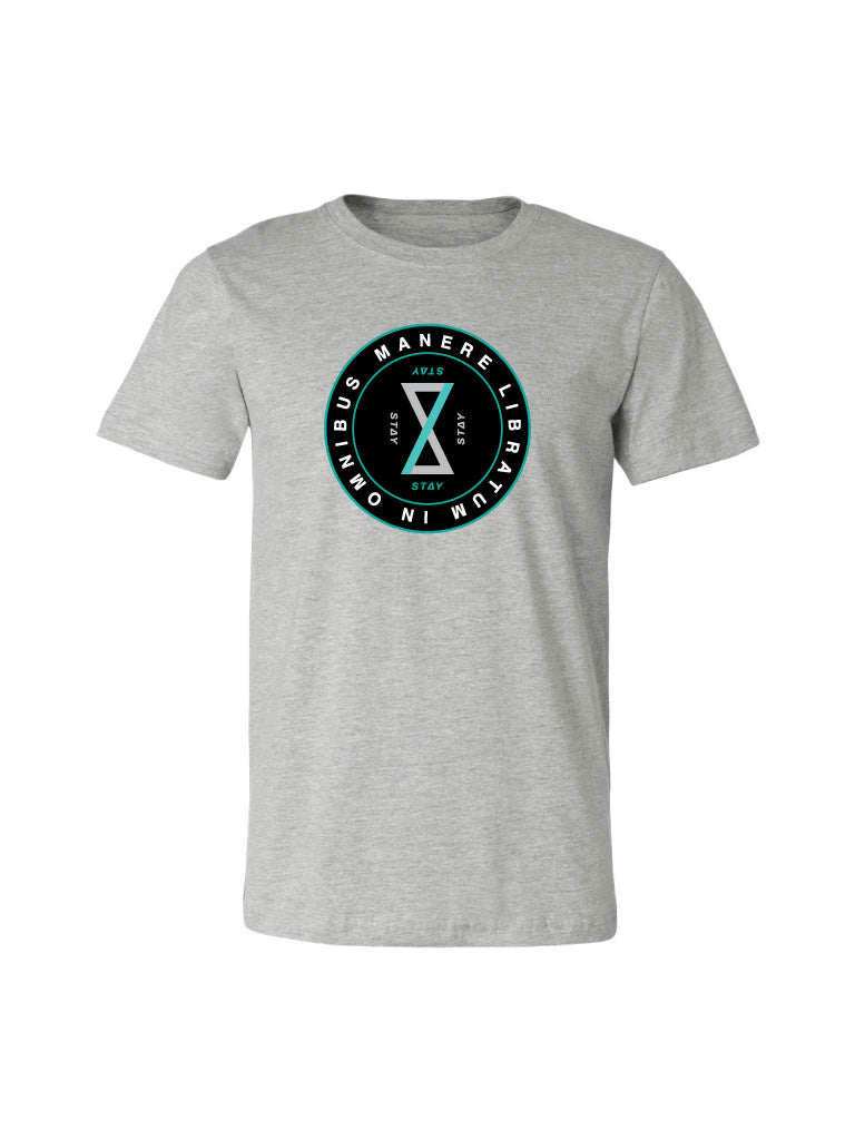 Balance Tee - Heather Gray
