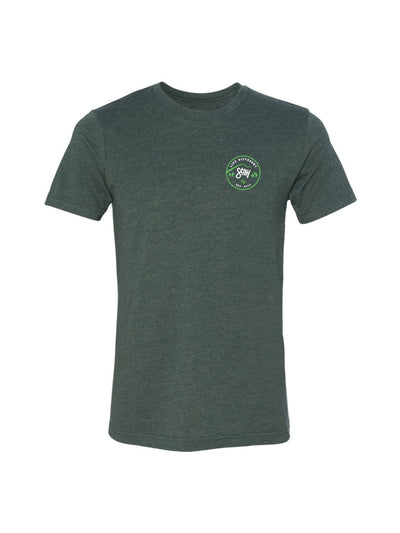 Nature Tee - Heather Forest