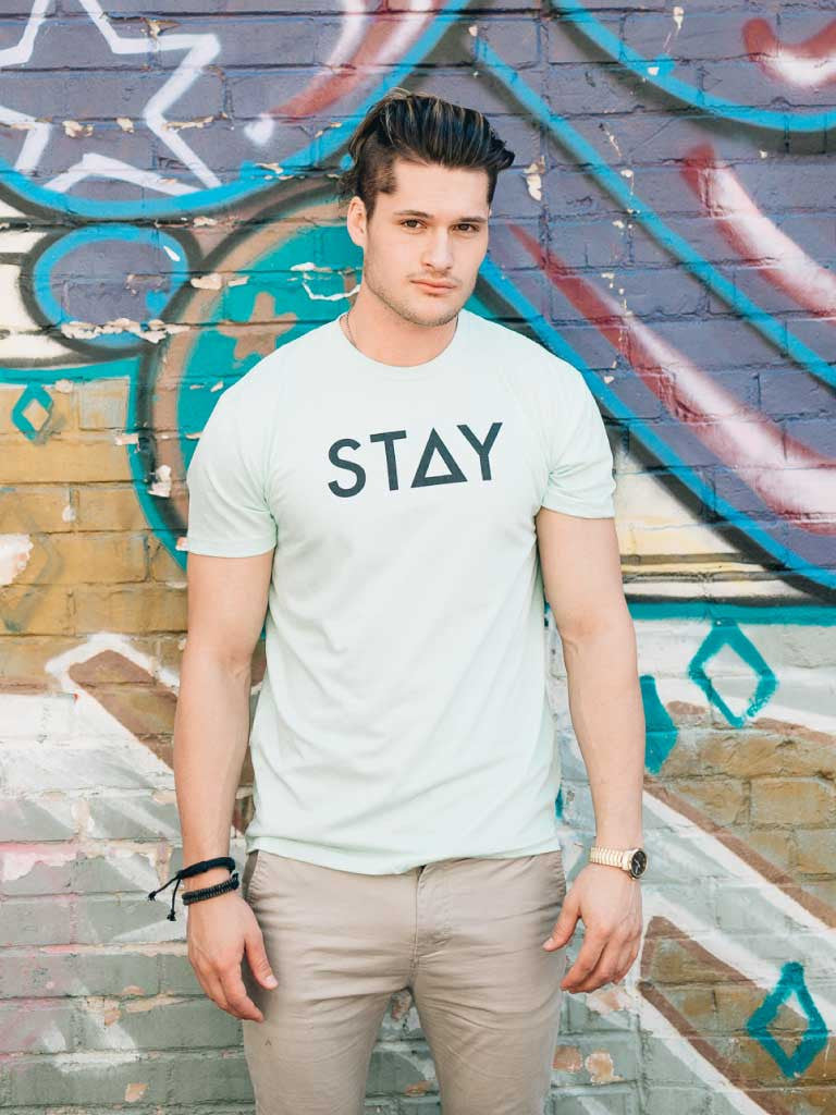 THE ORIGINAL TEE - MINT (MENS/UNISEX)