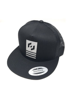 STAY FLAG SNAPBACK - REFLECTIVE LOGO