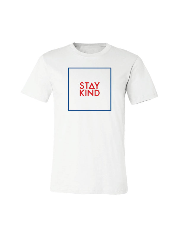STAY KIND TEE - USA EDITION (MENS/UNISEX)