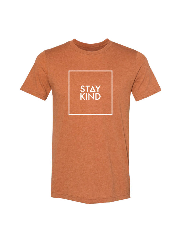 Stay Kind Tee - Autumn