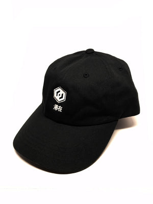 TALIS DAD HAT - BLACK