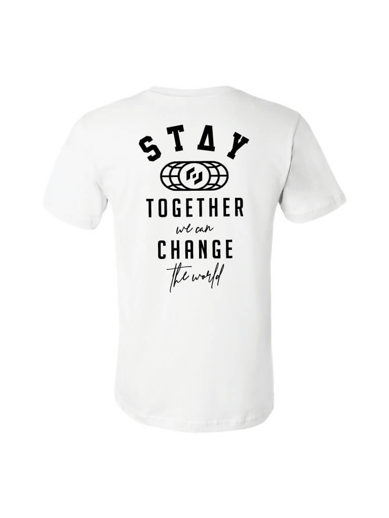 Together Tee - White