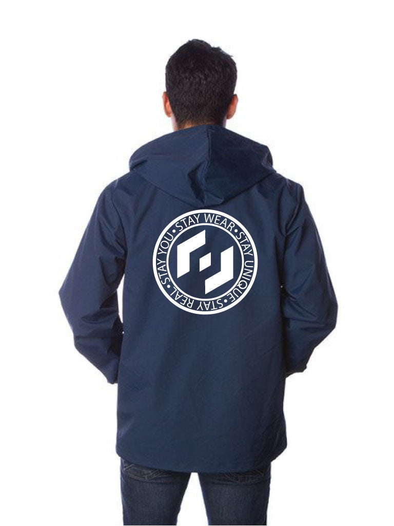 MOTTO WINDBREAKER - NAVY