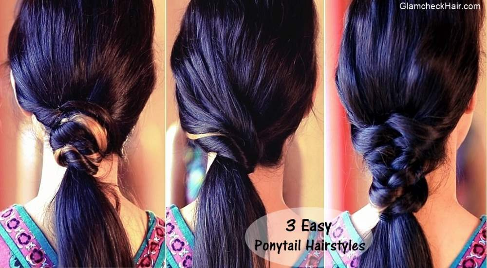 Easy Hairstyles for Medium Hair - Glamcheck Hair
