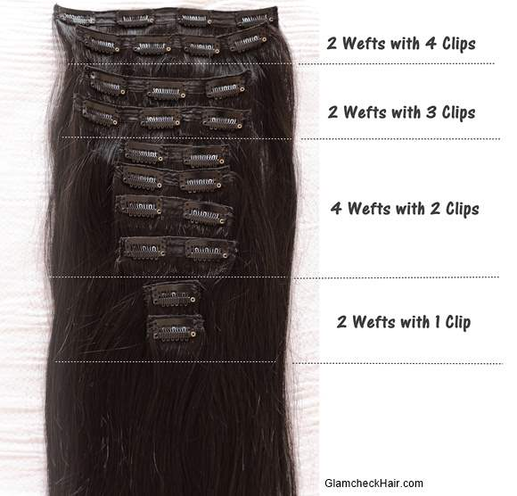 Glamcheck Clip In Hair Extensions Glamcheck Hair