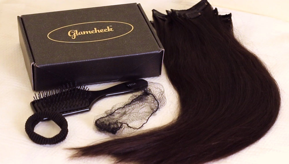 Glamcheck clip-in Hair Extensions - CARE Tips