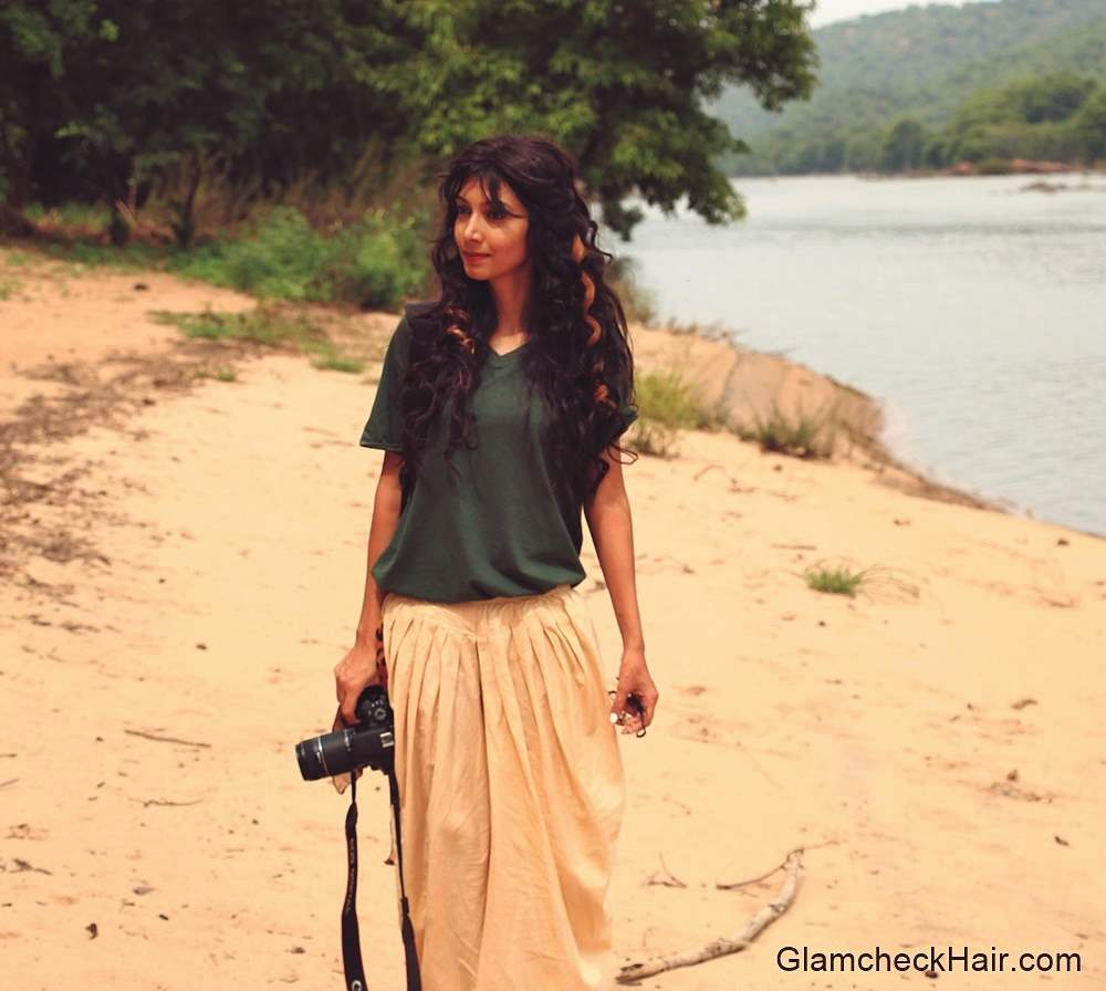 Summer Camping Outfit - Dhoti Pants