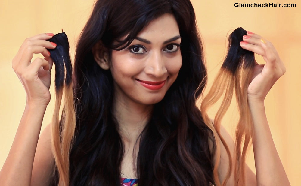 Which is Better – Clip-in Hair Extensions or Glued