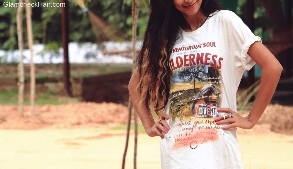 Wilderness Graphic Printed Tshirt