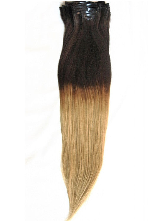 "Ombre Belach Blonde - 160 Gram - 10 pcs set (22"")"