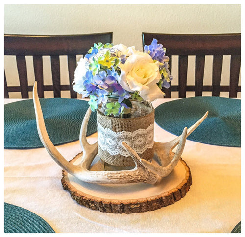 Deer Antler Centerpiece
