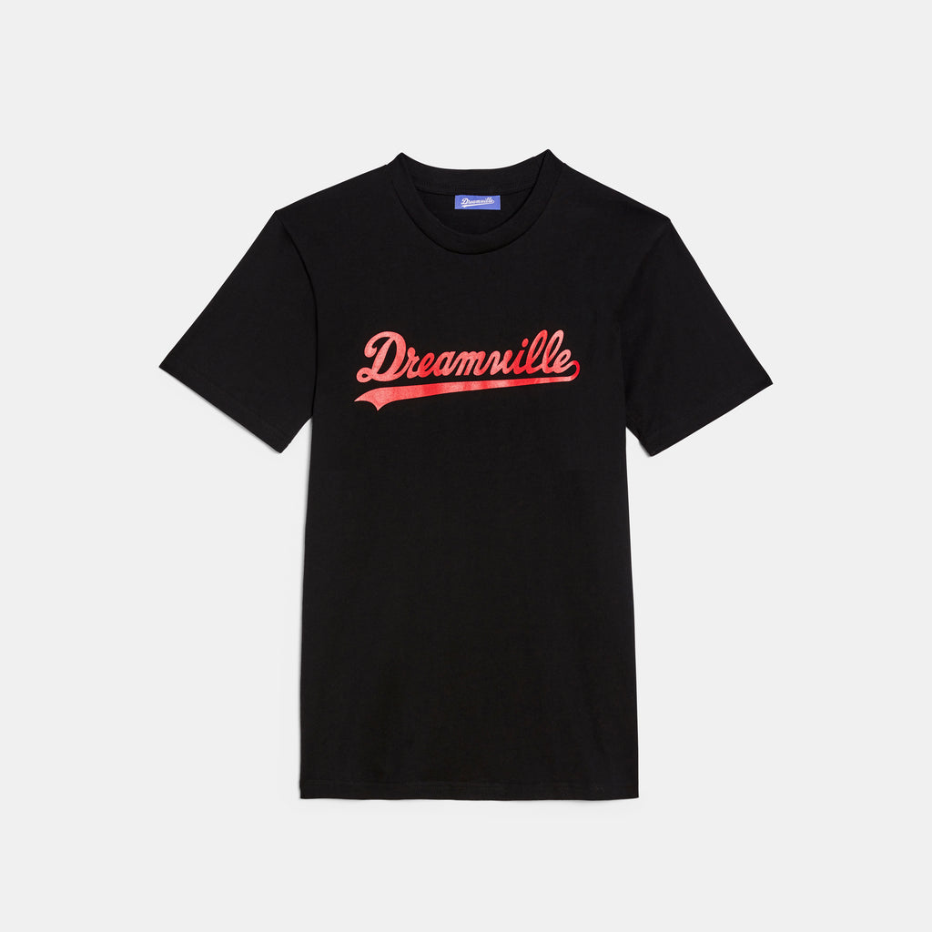 Dreamville Classic Short Sleeve Tee Black/Red
