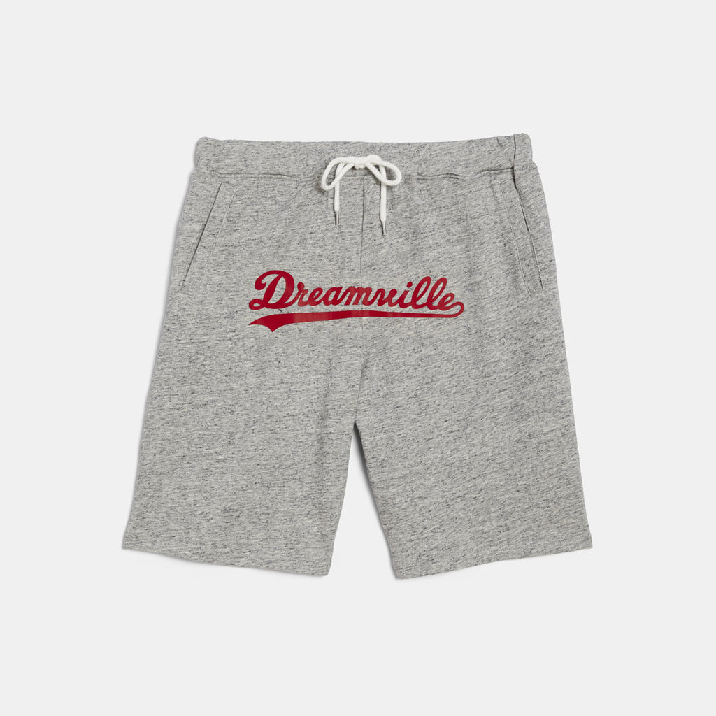 Dreamville Classic Logo Sweats Grey/Red