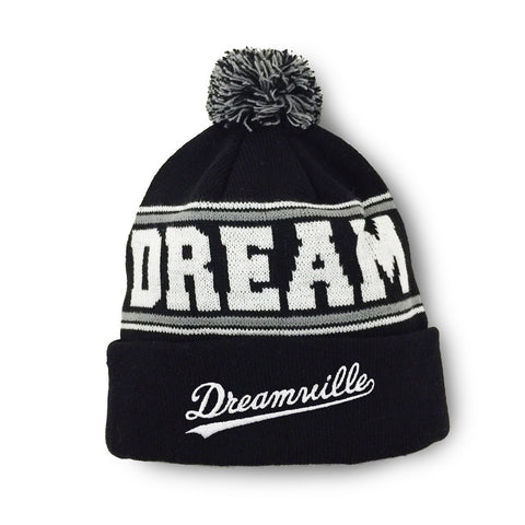 DREAM BEANIE BLACK