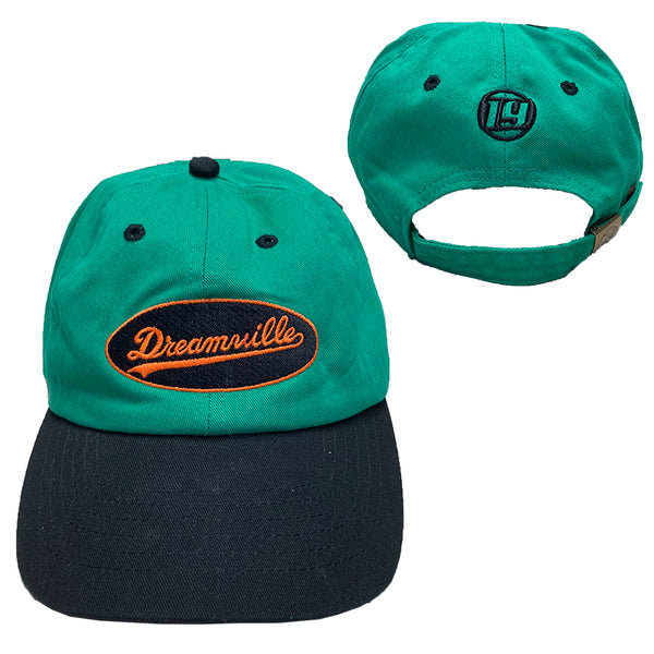 Racing Dreamville Dad Hat - Green