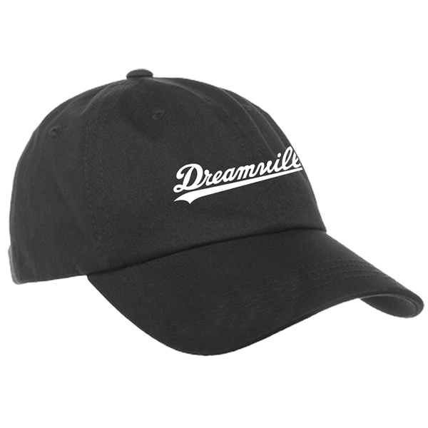 Dreamville Dad Hat -Black
