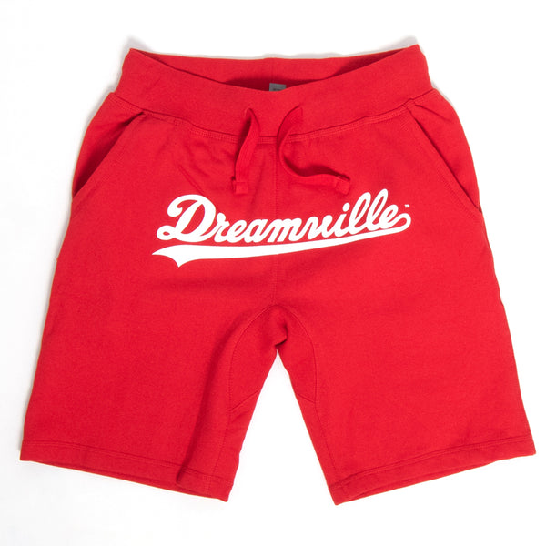 Dreamville Shorts - Red