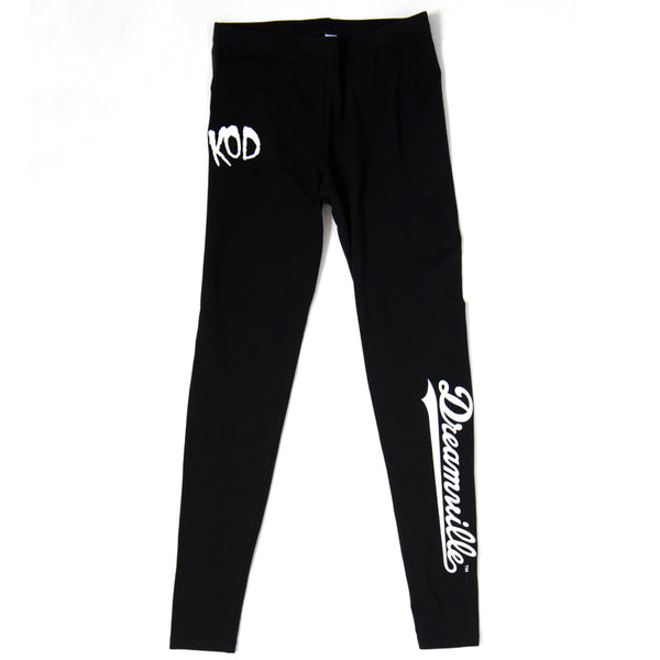 Dreamville Script Logo Ladies Leggings
