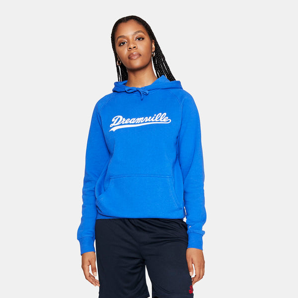 Dreamville Classic Logo Hoodie Blue/White