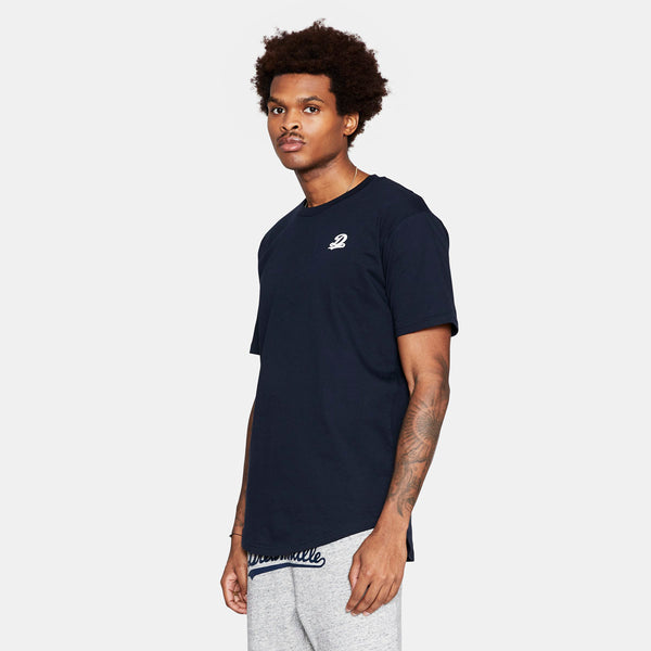 Dreamville Classic Short Sleeve State Tee Navy/White