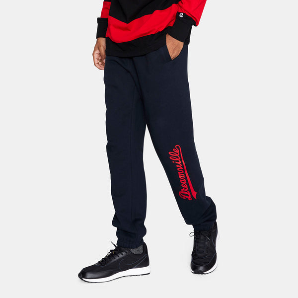 Dreamville Classic Logo Sweats Navy / Red