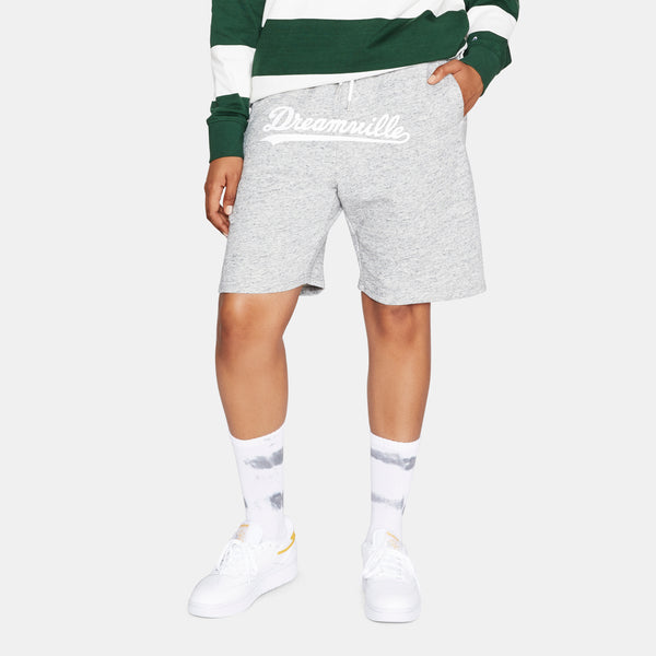 Dreamville Classic Logo Shorts Grey/White