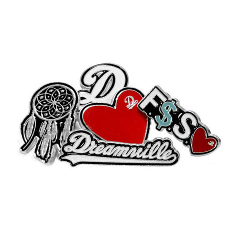 DREAMVILLE PIN SET