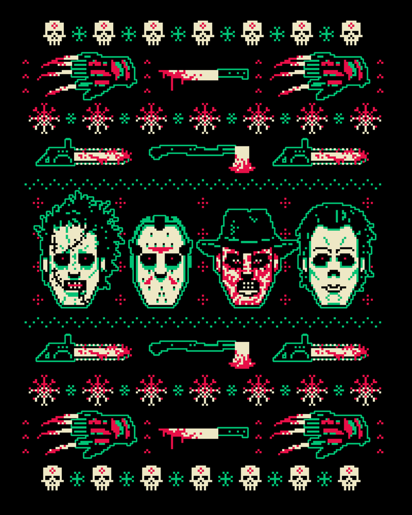 HAPPY HORRORDAYS Part 1 release info...