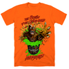 TARMAN: BARREL BUSTER - T-SHIRT (OOZE ORANGE)