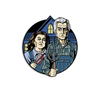 AMERICAN GOTHIC - MOTEL HELL LAPEL PIN