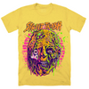 STREET TRASH: NEON BODY HORROR - T-SHIRT (TOXIC YELLOW)