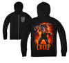 CREEP - ZIP UP HOODIE