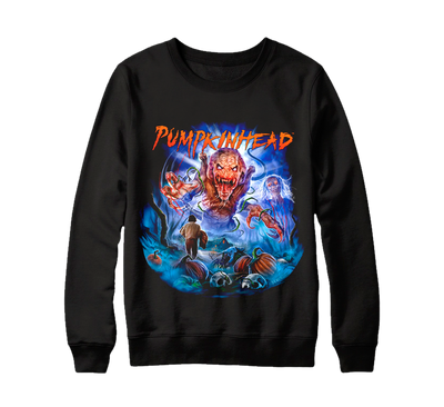 PUMPKINHEAD - CREWNECK SWEATER
