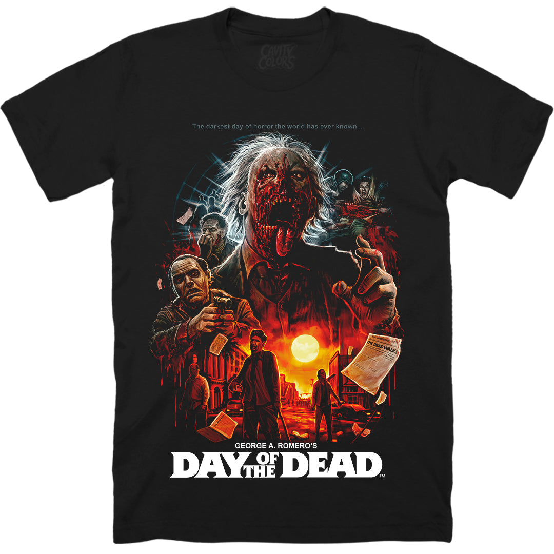 DAY OF THE DEAD: APOCALYPSE - T-SHIRT