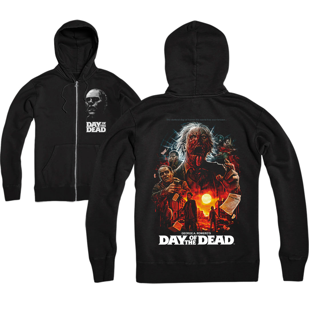DAY OF THE DEAD: APOCALYPSE - ZIP-UP HOODIE