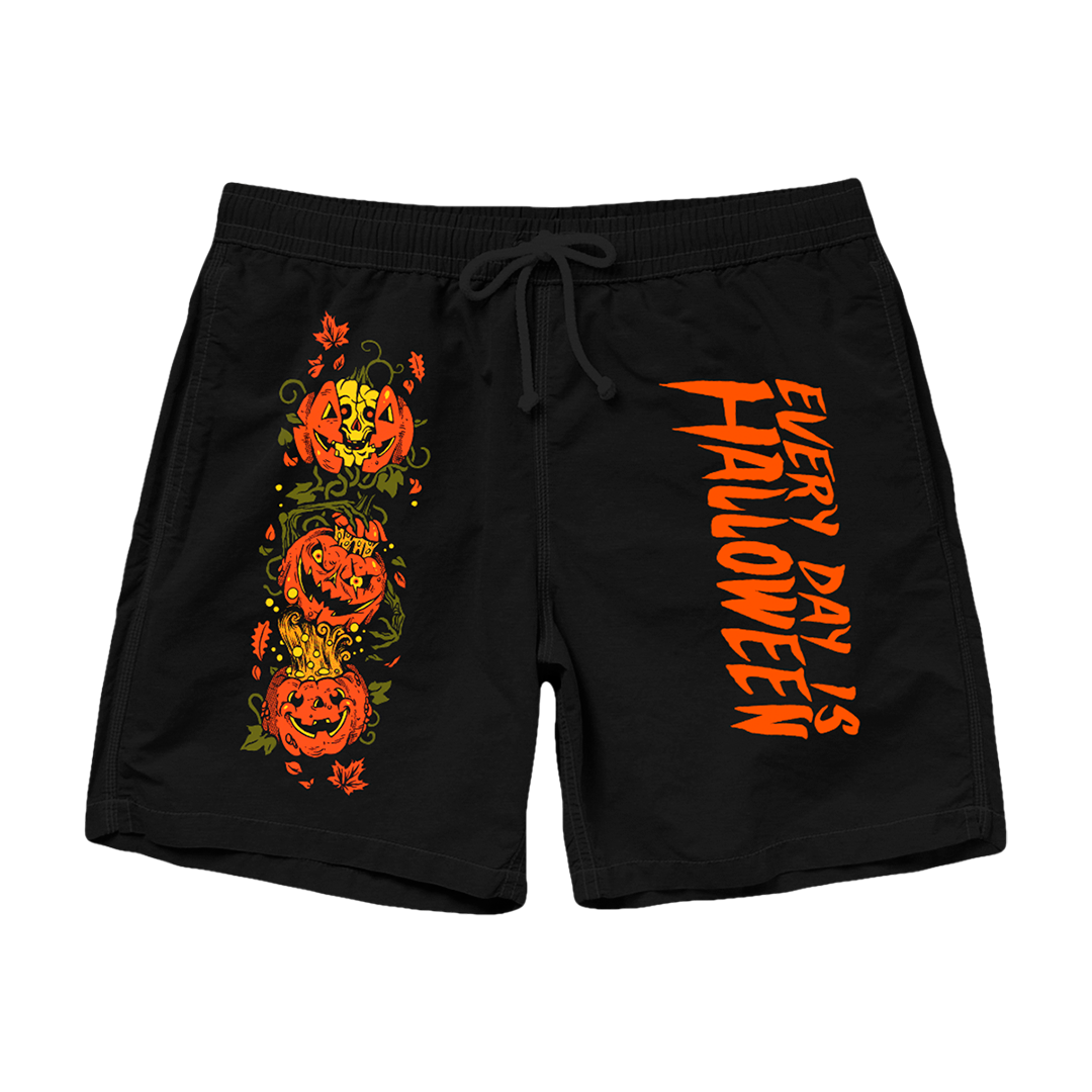 EVERY DAY IS HALLOWEEN - SUMMER SHORTS