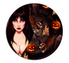 ELVIRA™ QUEEN OF HALLOWEEN - TURNTABLE SLIPMAT