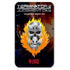 T-800 ENDOSKELETON ™ - ENAMEL PIN