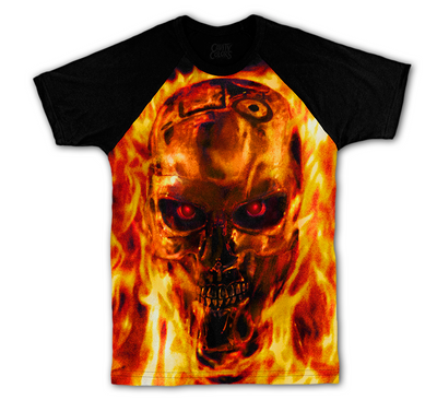 ENDOSKELETON ™ - RAGLAN T-SHIRT