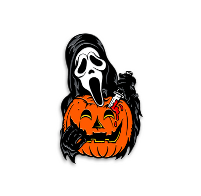 GHOST FACE® CARVER - ENAMEL PIN