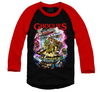 GHOULIES VHS MASSACRE - BASEBALL SHIRT