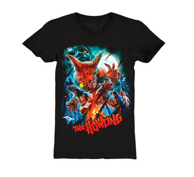 THE HOWLING - GIRLS T-SHIRT