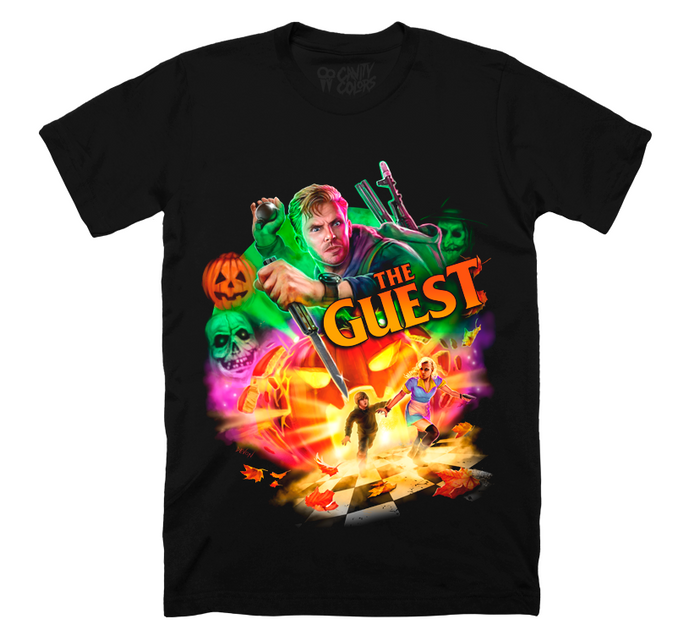 THE GUEST - T-SHIRT - VERSION 1